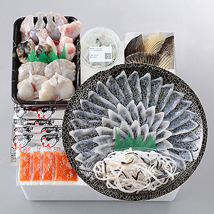 福袋 とらふく料理セット(送料込)