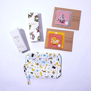 ≪ミルポッシェ≫ママ&ベビー用オリジナルセット