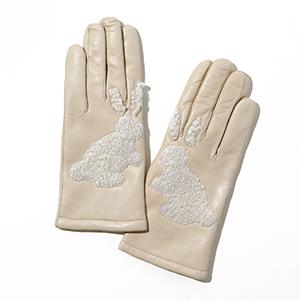 ≪MAISON FABRE≫手袋 DOUGLAS DC BEIGE/SHEEP BEIGE