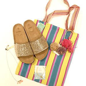 ≪collex≫夏のファッション雑貨セット